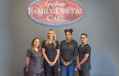 Our assistant dental team in Graham, WA